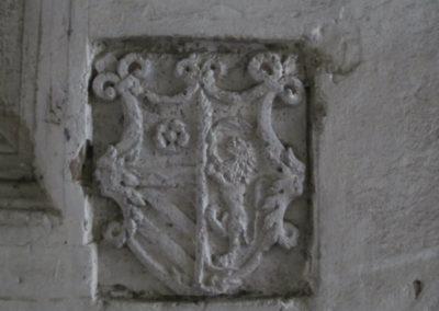 Castello Casigliano Stemma Atti-Corsini